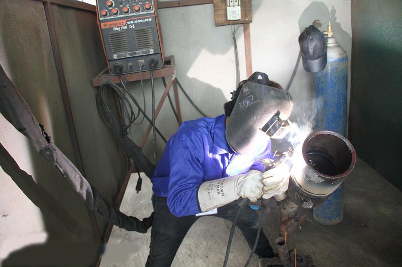 Thi Tuyển thợ hàn, chế tạo và đường ống cho Inco Group