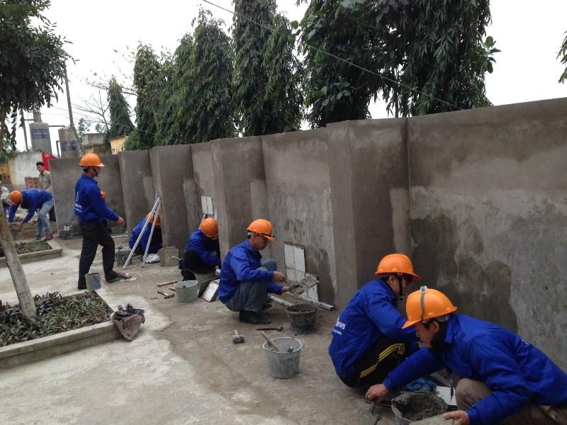 Hình ảnh thi tuyển đơn hàng xây dựng QD- SBG (Qatar Diar- Saudi Biladin)
