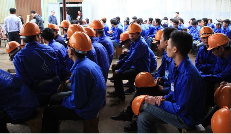 Thi Tuyển thợ hàn, chế tạo và đường ống cho Inco Group (UAE, Oman)