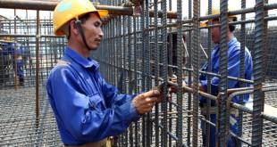 tuyển dụng công nhân xây dựng