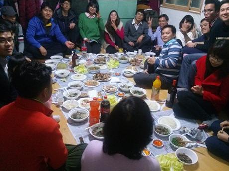 cuộc sống của lao động Việt Nam tại Nhật Bản