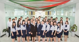Tập thể cán bộ công ty cổ phần LMK Việt Nam