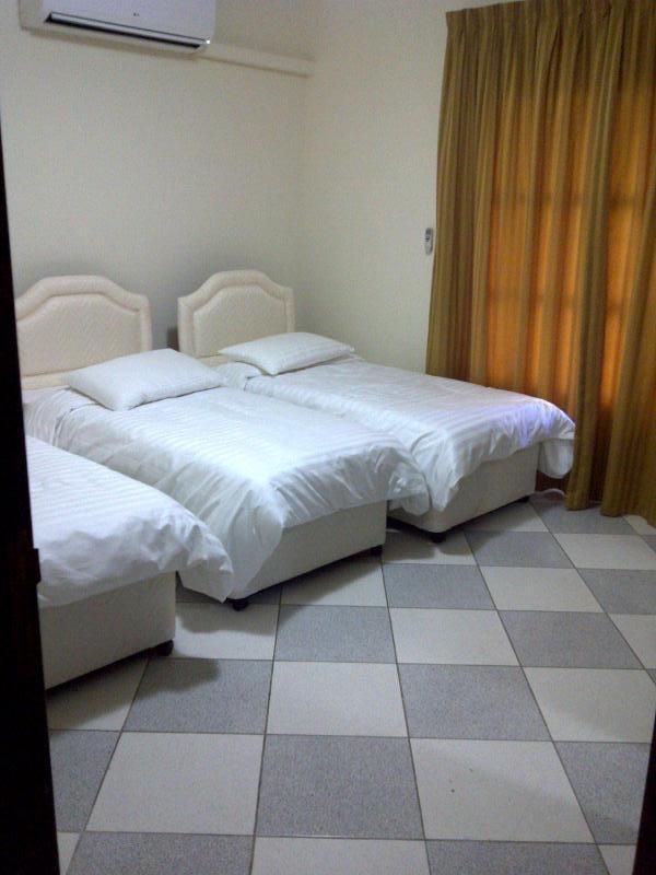 Hình ảnh nơi ăn ở và làm việc của nhân viên tại chuỗi nhà hàng khách sạn hàng đầu Qatar