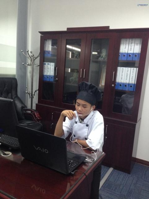 Tổ chức tuyển dụng thành công đơn hàng Trung Đông với 30 nhân viên cho công ty Aspire Katara, Qatar 3