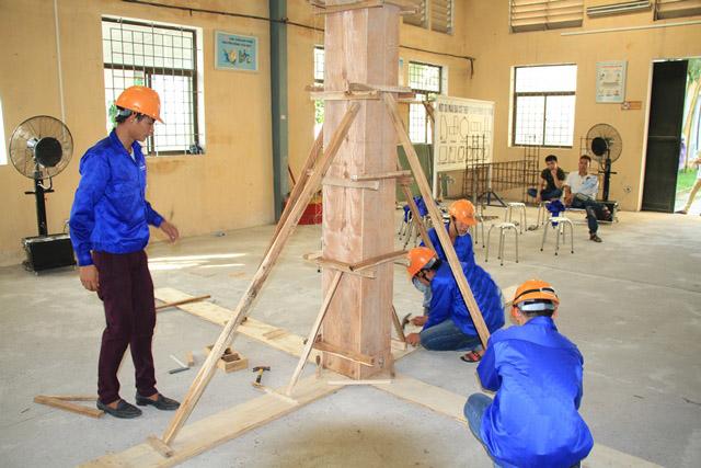 Cung cấp 60 công nhân xây dựng cho thị trường Dubai