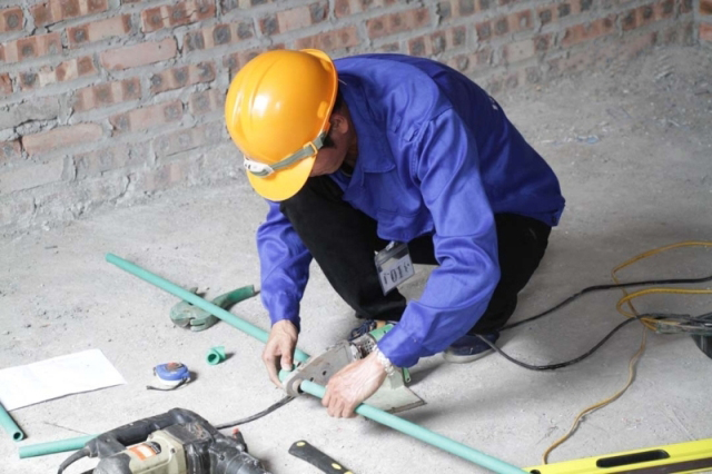 vnmanpower-plumber-trade-test