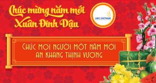 Thư chúc mừng năm mới Đinh Dậu 2017 của CT HĐQT Công ty CP LMK Việt Nam