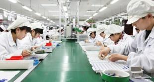 Lao động Việt Nam tại nhà máy điện tử Đài Loan