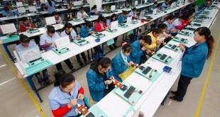Văn hóa làm việc trong công xưởng Đài Loan
