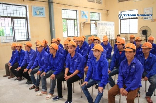 Tuyển lao động cho Dammam Shipyard