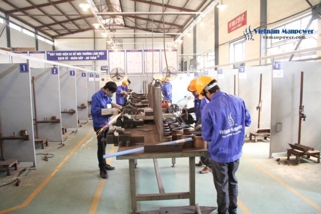 Tuyển dụng lao động cho Dammam Shipyard