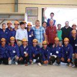 Thi tuyển xây dựng đi làm việc tại Romania.