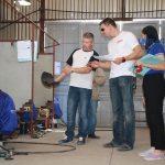 THI THỢ HÀN 3G ĐI LÀM TẠI NHÀ MÁY GORMET TẠI ROMANIA LẦN 3