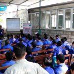 Hơn 200 anh em lao động tham gia thi tuyển sang làm việc tại Balan