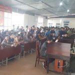 Hà Tĩnh: Người đi XKLĐ làm hộ chiếu đông nghịt sau Tết