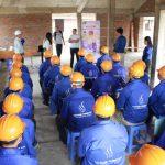 Thi tuyển đơn hàng xây dựng đi làm tại Romania