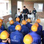 Hợp tác thành công giữa công ty LMK Việt Nam và công ty xây dựng tại Romania
